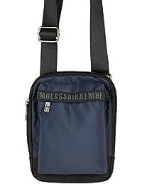 Bikkembergs - Bolso al hombro de Sintético para hombre azul turquesa