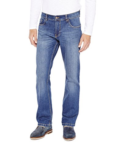 Colorado Denim 06916-1153, Jeans Homme Blau (MEDIUM STONE USED 208)