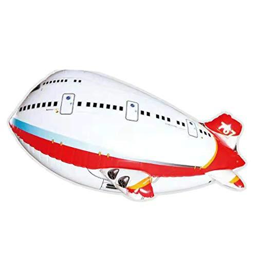 GEGEQ® Luftschwimmer mit Fernbedienung, Fisch Spielzeug Kits, aufblasbares Geschenk Weihnachten für 6-14 Jahre, 2018 RC fliegendes Shake Spielzeug