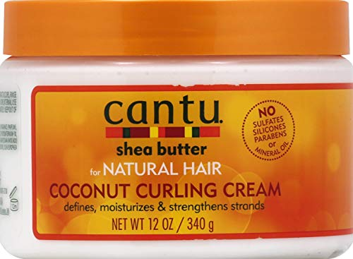 Cantu Shea Butter Coconut curling Cream 340gr -