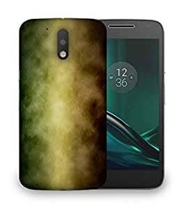 Snoogg through a storm 2388 Designer Protective Back Case Cover For Motorola Moto G4