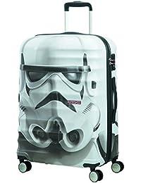 American tourister - Disney Wavebreaker Star Wars Stormtrooper, Spinner 67/24, 67 cm, 64 L, 4.5 KG Multicolour (Star Storm Trooper)