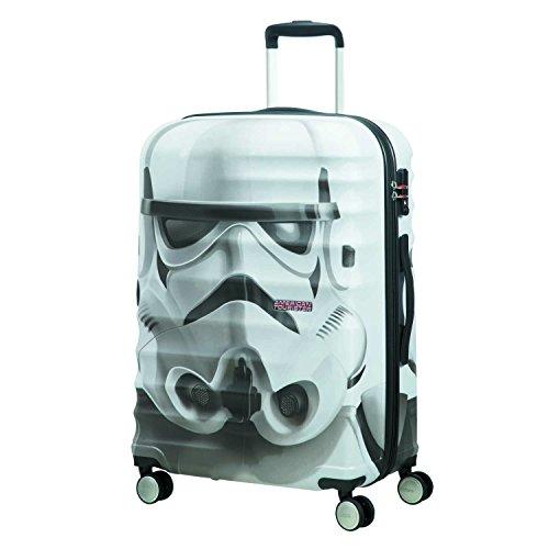 American tourister - Disney Wavebreaker Star Wars Stormtrooper, Maleta Spinner 67/24, 67...