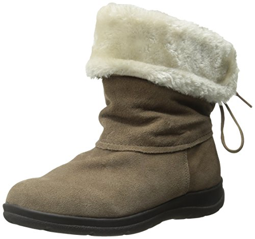 White Mountain Thumper Daim Botte d'hiver Taupe