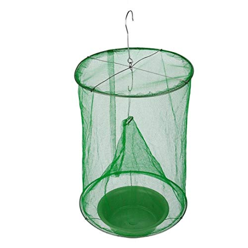 Pest Control High Quality Wasp Fly Flies Bee Insects Hanging Trap Catcher Killer No Poison Or Chemical Trampas Para Pajaros