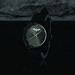 Paladone PP3313BM - Reloj (Reloj de Pulsera, Niño, Negro, De plástico, Negro, Alrededor)