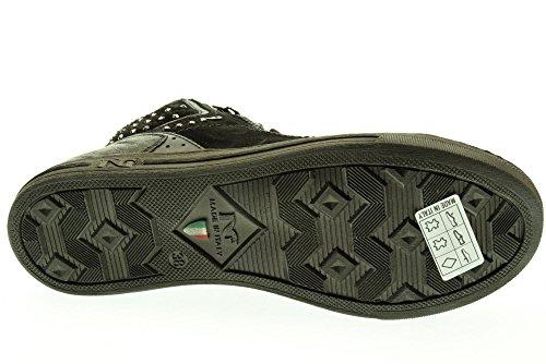 Nero Giardini Sneakers Femme Haut A513431d / 100 Noir