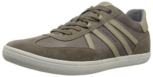 GEOX Schuhe sportliche Schnürschuhe Halbschuhe Halver Grau, Größenauswahl:42