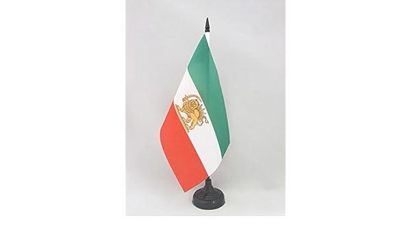 Tischfahne Iran gratis Aufkleber Tischflagge Flaggenfritze/®