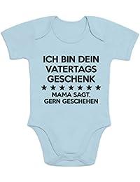 Ich Bin Dein Vatertagsgeschenk Mama Sagt Gerngeschehen Baby Body Kurzarm-Body