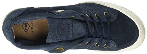 PLDM by Palladium Damen Gaetane Sud Hohe Sneaker, Braun Bleu (Deep)