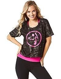 Zumba Women s Dancing Warrior T-Shirt c406b129377