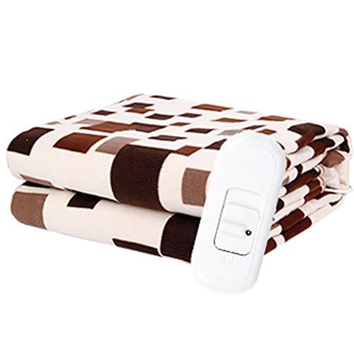 Komfort Mit Elektrischen Decke, Drei Modelle 150x180cm Zwei Dateien Thermostat/Automatische Ausschalten/Dual Zone Temperaturregelung