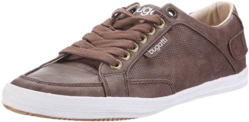 castanho Bugatti Sneakers Homens 610 Escuro Castanho D85046 WI10HwqB