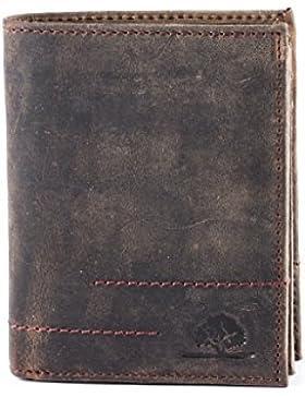 Greenburry Vintage Revival Vol.2 Monedero piel 10 cm antikbraun