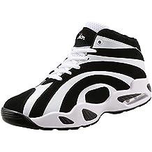 ZODOF Los Hombres Zapatos Deportivos de amortiguación del cojín de Aire Zapatillas de Baloncesto Zapatillas de