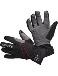 Bike siberian glove-couleur: black-taille: 10/l