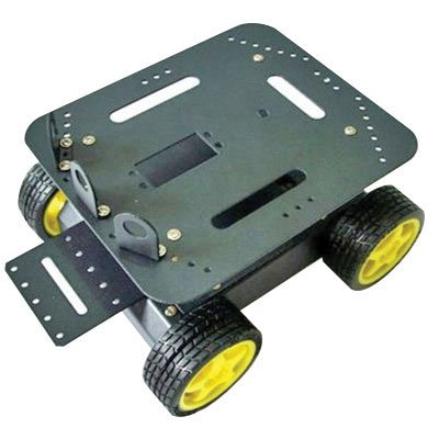 DFRobot-Pirate-4WD-Mobile-Platform