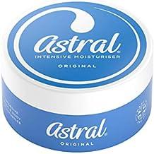 Astral - Hidratante facial y corporal (200 ml, 6 unidades)