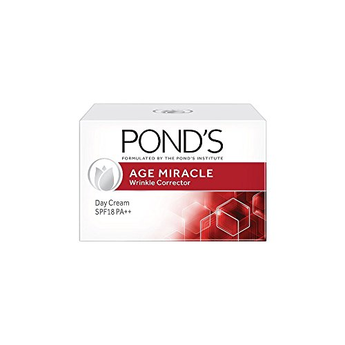 Ponds Alter Miracle Wrinkle Corrector SPF 18 PA ++ Tagescreme 50 g - (Verpackung können variieren) -