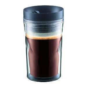 Bodum 11040-911 Travel Mug Mug de Voyage 0,25 L Gris Foncé
