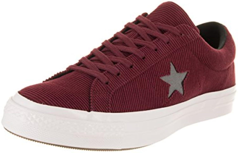 Converse Lifestyle One Star Star Star Ox, Scarpe da Ginnastica Basse Unisex – Adulto | Prezzo di liquidazione  7ea3f4