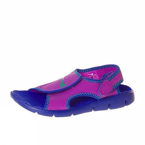 Nike Badeshort. Dri-FIT-Technologie. Bermuda mit Innenhose für Tragekomfort am Strand und im Wasser. Tasche mit Reißverschluss. Größe 34 / Bundumfang 90 cm Länge 55