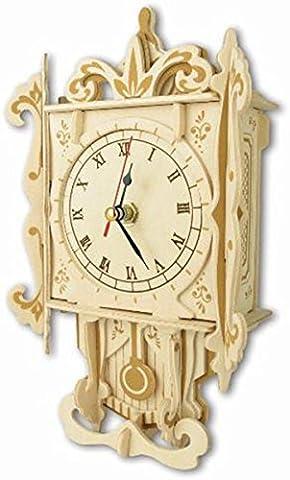Horloge Kit - Pendulum Clock QUAY Woodcraft Construction Kit
