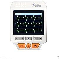 Express Panda Handheld Mini ECG EKG Monitor, Portátil LCD electrocardiograma corazón monitor