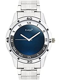Evelyn Casual Analog Blue Dial Men's And Boys Analog Watch-Eve-697