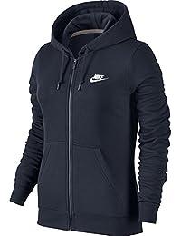 Nike W NSW Hoodie FZ FLC–Sweat pour femme