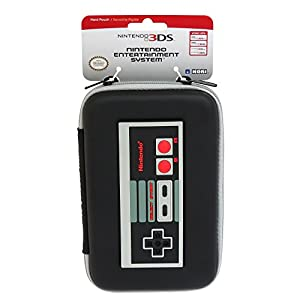 New 3DS XL Retro NES Hard Pouch – Nintendo Licensed