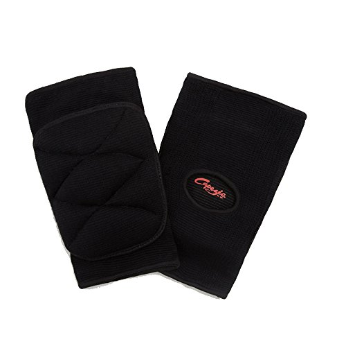 capezio-kp01-black-knee-pads-size-large