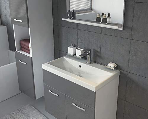 Badezimmer Badmöbel Set Montreal 60 cm Bild 3*