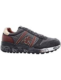 Amazon.it  premiata - 708517031   Sneaker   Scarpe da uomo  Scarpe ... 3f1669d2a67