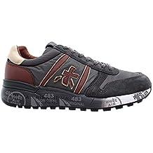 PREMIATA Lander 3243 Sneaker Uomo Grigia 658297972b7