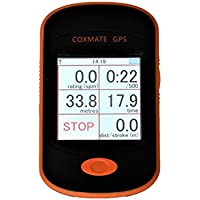 Wassersport Computer GPS–für Rudern Mini Handheld GPS Navigator für Outdoor Reisen, Sport, Wandern, Radfahren & Adventure–Gerät für Wassersport & Montage in Boot