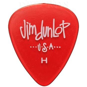Blue Light In A Handy Pick Tin Plectrums 24 x Dunlop Gels Guitar Picks