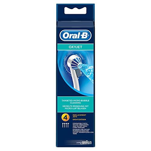 Braun Oral-B OxyJet ED17 4 Aufsteckdüsen