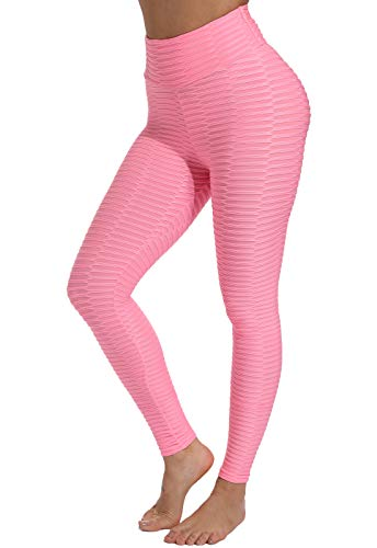 FITTOO Pantaloni Tuta Donna Yoga Pants Leggins Sportivi Push up Fitness Ginnastica
