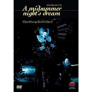 Benjamin Britten: A Midsummer Night's Dream - Glyndebourne Festival Opera [1981] [DVD] [2001]