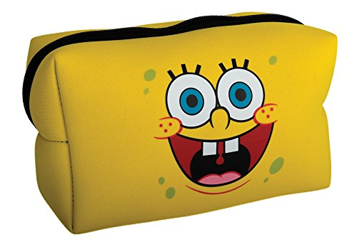 Image of Nickleodeon Spongebob Toiletry Bag, 22 cm, Multicolor