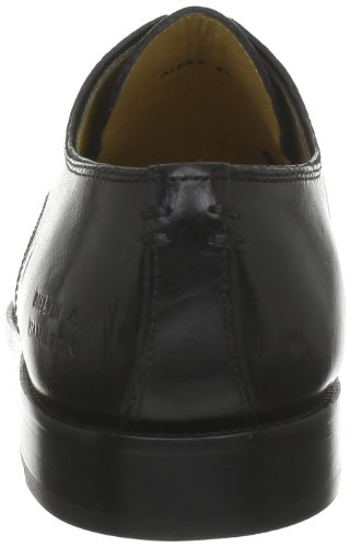 Melvin & Hamilton Alex 2, Chaussures à lacets homme Noir (Forum Black)