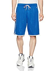 Champion LIFE Mens Soft Mesh Basketball Short (Limited Edition), Royal Blue, Medium