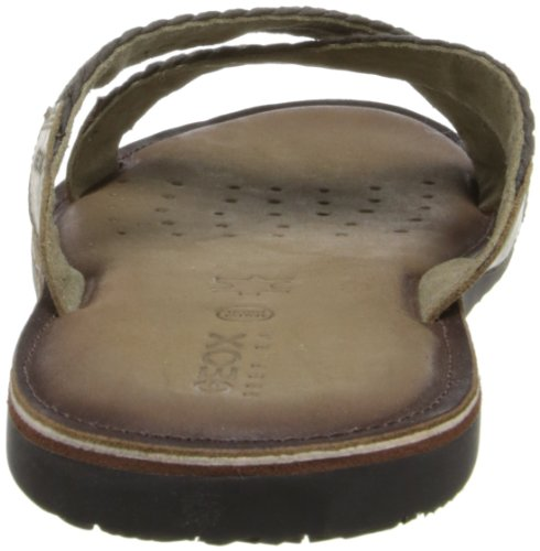 Geox  U ARTIE E, sandales homme Marron - (ANTELOPE C3007)