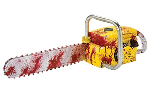 nsäge Animated Chainsaw (Texas Chainsaw Massacre-kostüme Für Halloween)