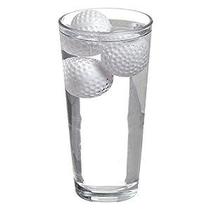 CKB Ltd® Wiederverwendbare Eiswürfel 19th Neuheit Golf Ball Drink Coolers Ice...