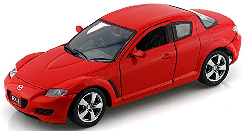 """Motormax gotzmm73323rd Maßstab 1: 24rot Mazda RX-8"""" gebraucht kaufen  Wird an jeden Ort in Deutschland"""