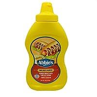 Abbie's Yellow Mustard, 255g
