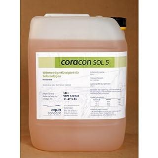 Solarflüssigkeit Konzentrat Coracon Sol 5 10 Liter
